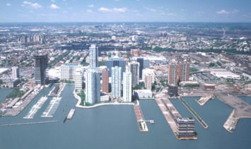 The James Monroe - Jersey City, New Jersey - Newport Luxury Condos on the Hudson River Goldcoast